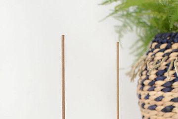 DIY To Try: Geometric Incense Holder