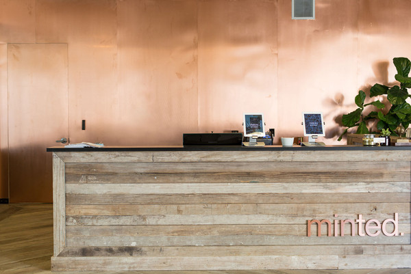 Office Tour: The Minted Headquarters