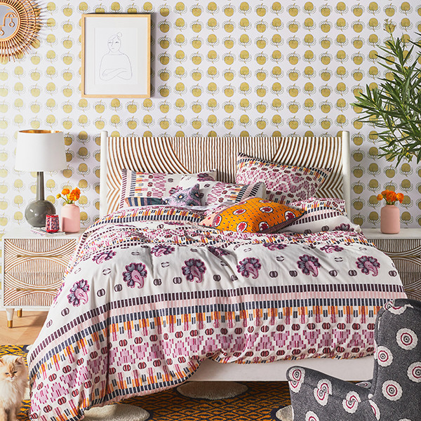 Anthropologie's Newest Collab Has Us Dreaming Of Prints