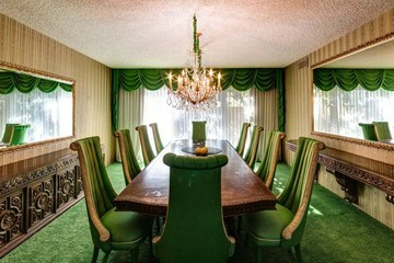 Retro Whoa: You Need to See This Home That Hasn't Been Redecorated Since 1969