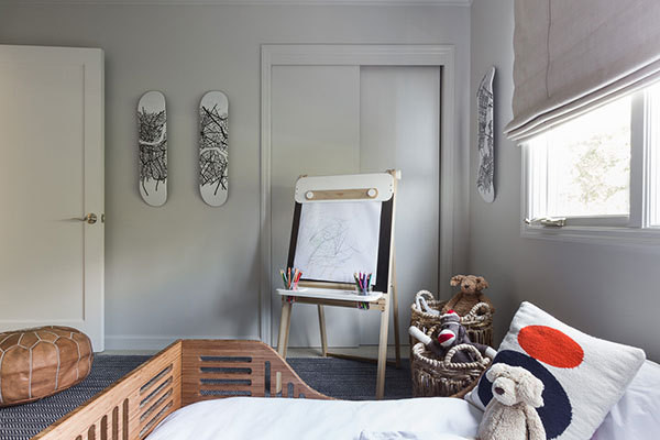 How to Create a Contemporary Kid's Room