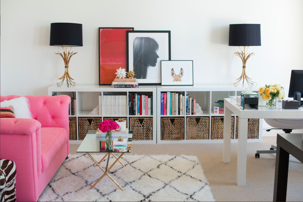 Use Rugs to Define a Space
