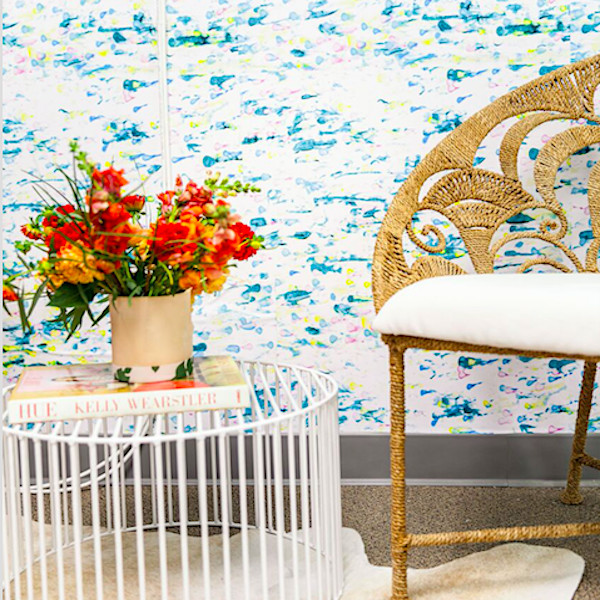 How To Decorate With Bold Wallpaper
