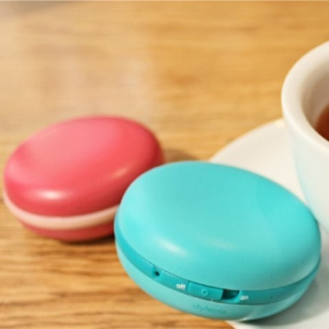 Stylepie Macaroon Aluminum Alloy Double Sided Hand Warmer