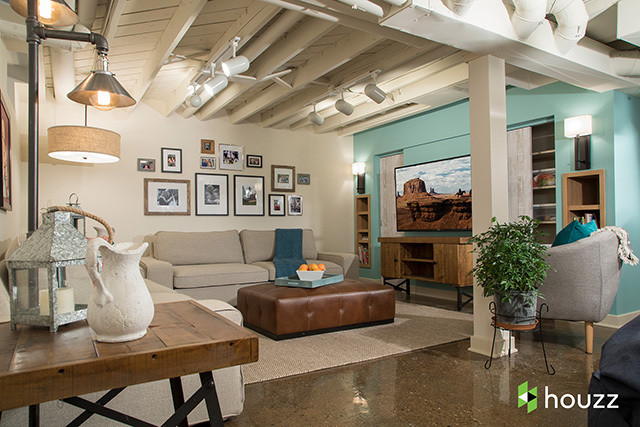 Kristen Bell Surprises Her Sister With A Basement Reno