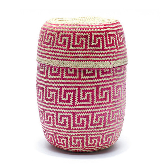 Medium Mexican Basket: $55; Lizzie Fortunato.