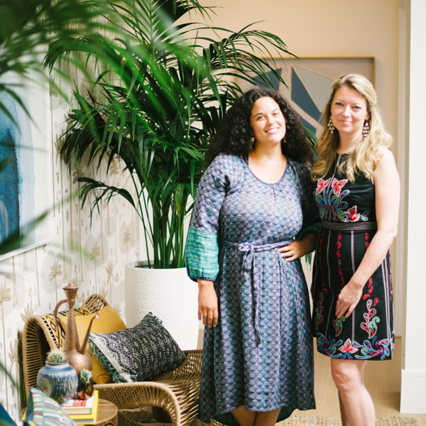 How To Style A Small Space, The Justina Blakeney Way