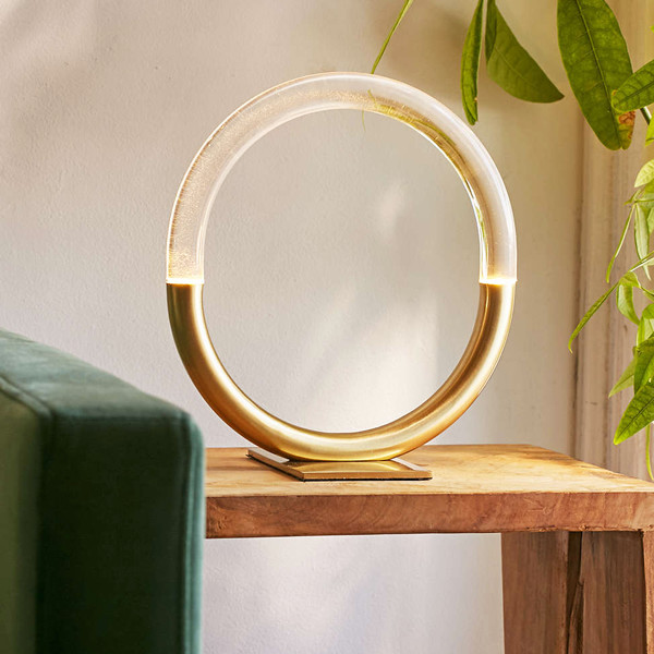 Urban Outfitters Helios Table Lamp