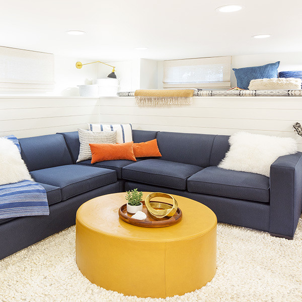 This Basement Went Under A Drastic Transformation