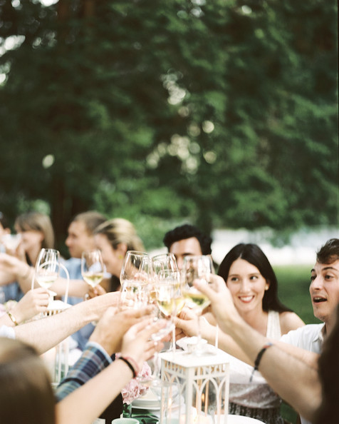 The Best Outdoor Parties to Inspire You All Summer Long