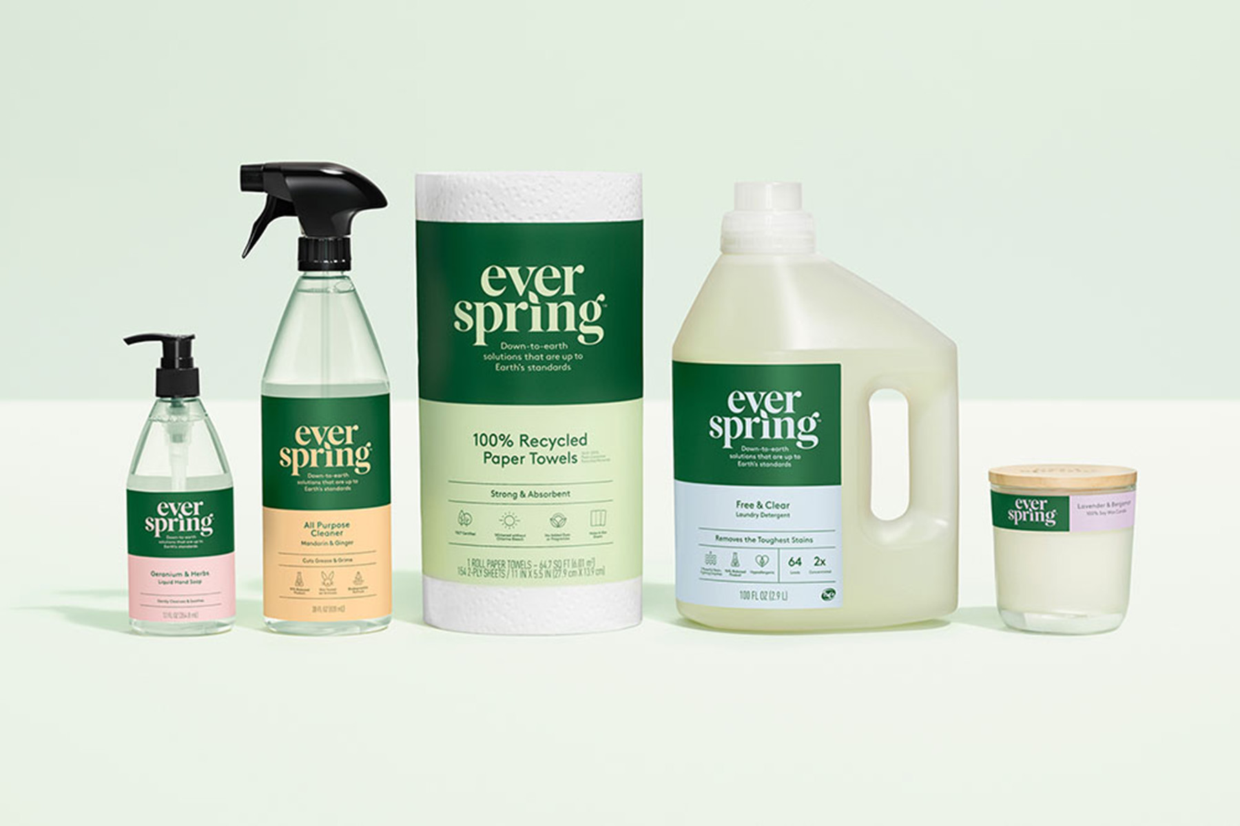 Target Launches A Green Cleaning Supply Line