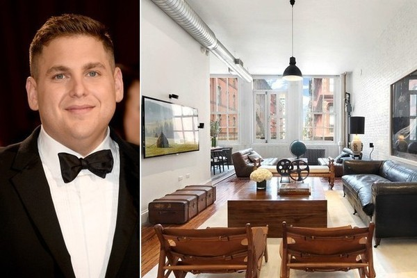 Bachelor Pad - Jonah Hill\'s SoHo Loft is Pretty Much Perfect - Lonny
