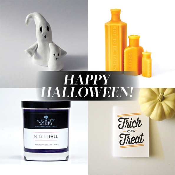 All Hallow's Etsy Finds