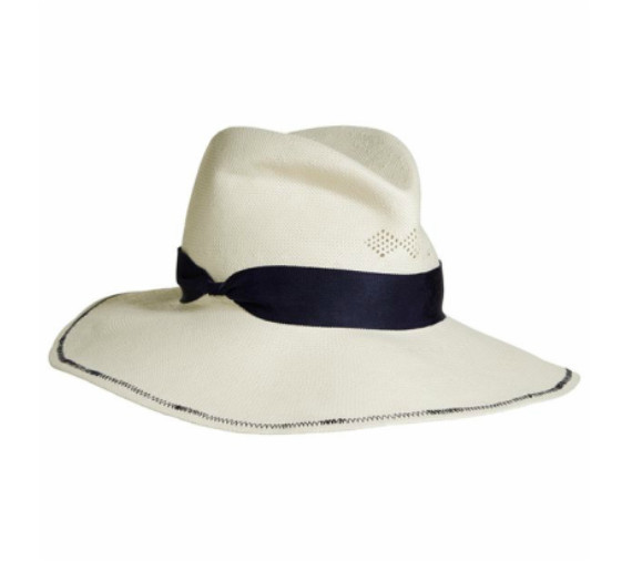 The Wide-Brimmed Hat