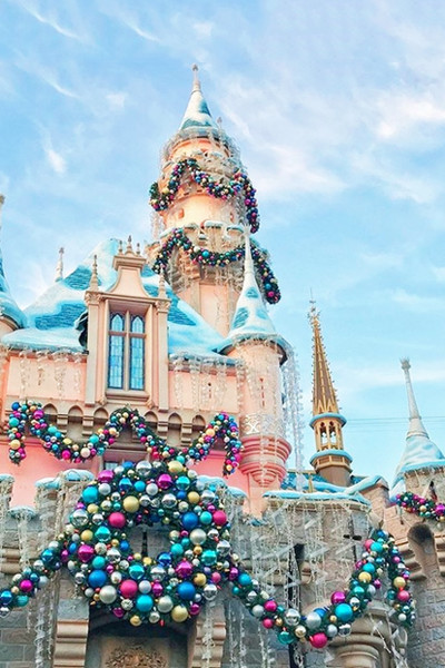 1. Disney Theme Parks: Global