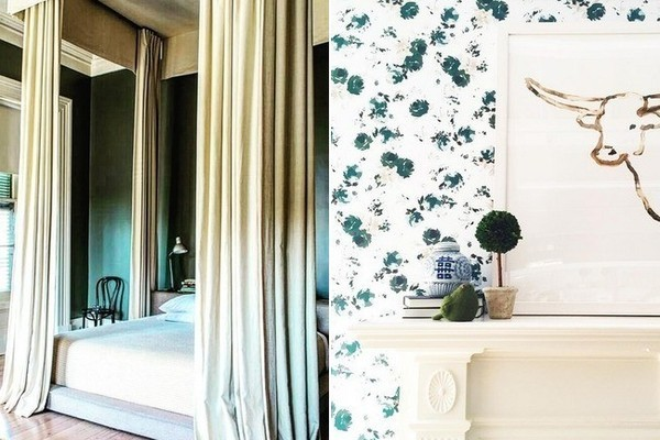 A Romantic New Orleans Bedroom, Instagram's Fanciest Rooms, and An Unexpected Fall Dinner Party