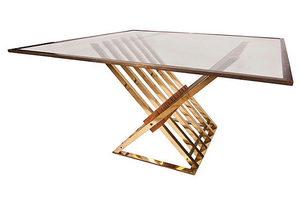 Vintage Trope Dining Table