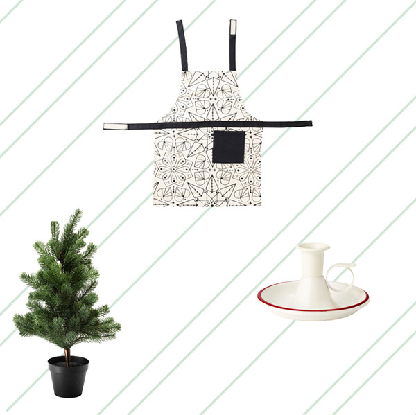 How To Decorate For The Holidays With IKEA