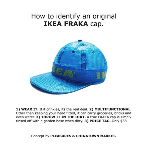 Hats Off To This Hilarious IKEA Hack