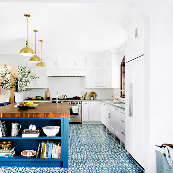 An Oakland Architectural Gem Transformed Into A Colorful Family Home