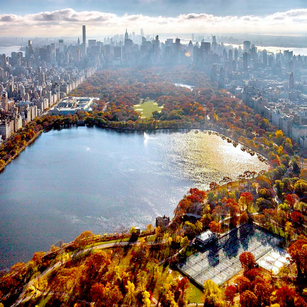 3. Central Park: NYC, New York