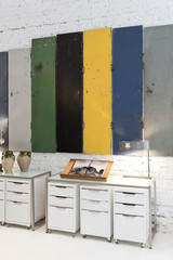 Aha Storage Solution: Vintage Lockers
