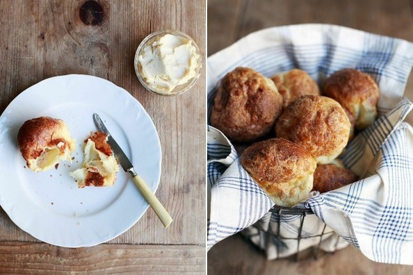Popovers: A Snack Worthy of Kate Middleton