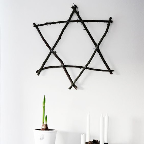 Branch Star Of David