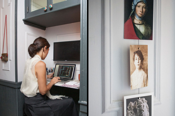 Five Creative Places to Fit in a Home Office
