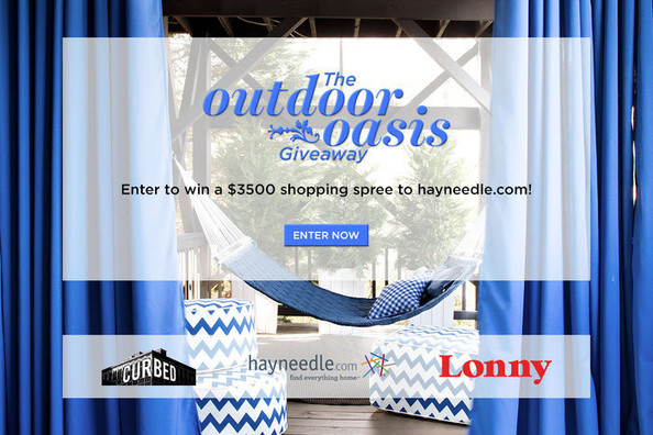 Lonny and Curbed Invite You To Enter This Sweepstakes!