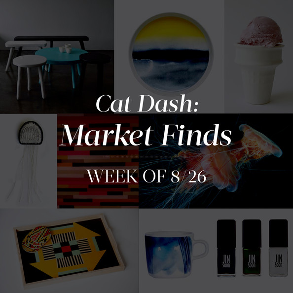 Market Finds: Week of August 26th