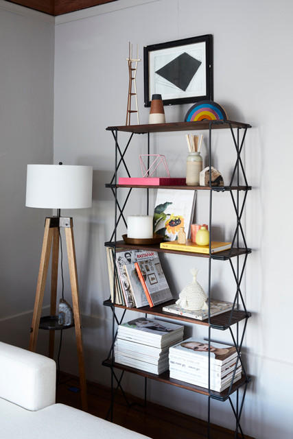 editor 39 s small space makeover with pottery barn small spaces lonny