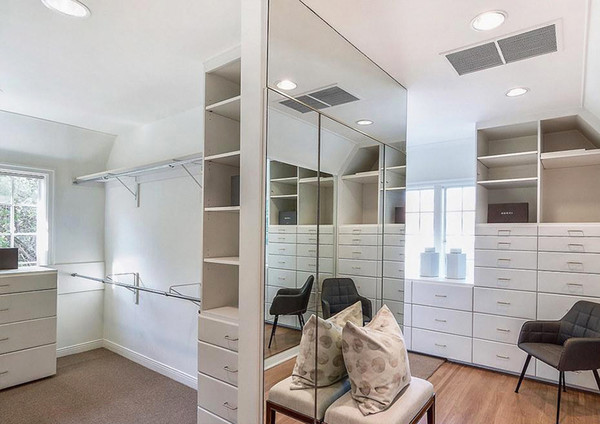 At-Home Dressing Room