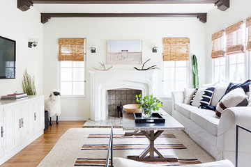 How This L.A. Renter Made Her House A Textured, Timeless Home