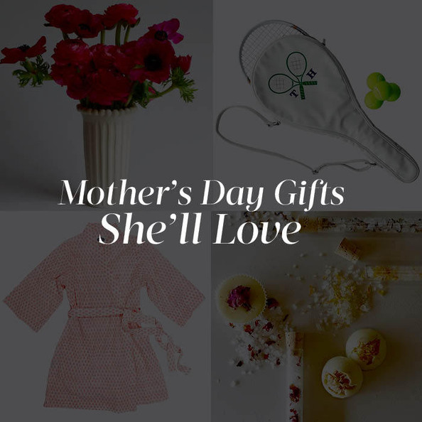 Mother's Day Gift Guide 2014