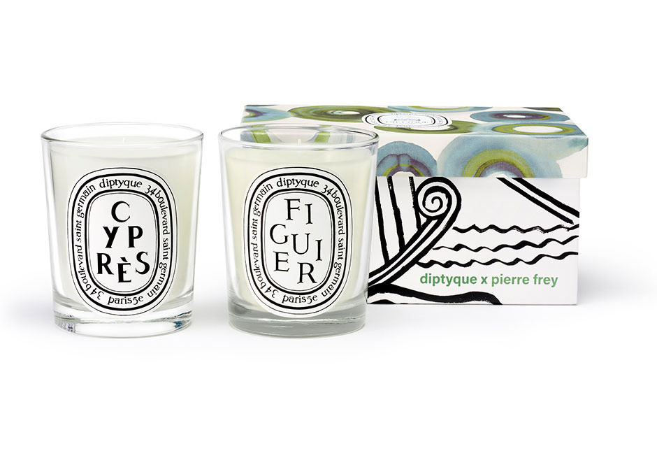 Diptyque Teamed Up With Pierre Frey And We're Obsessed