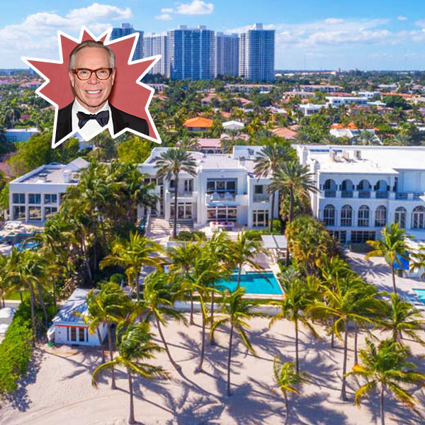 Tommy Hilfiger's $27.5 Million Estate Is An Eclectic Marvel