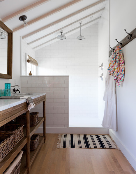 Get the Look: The Country Bathroom