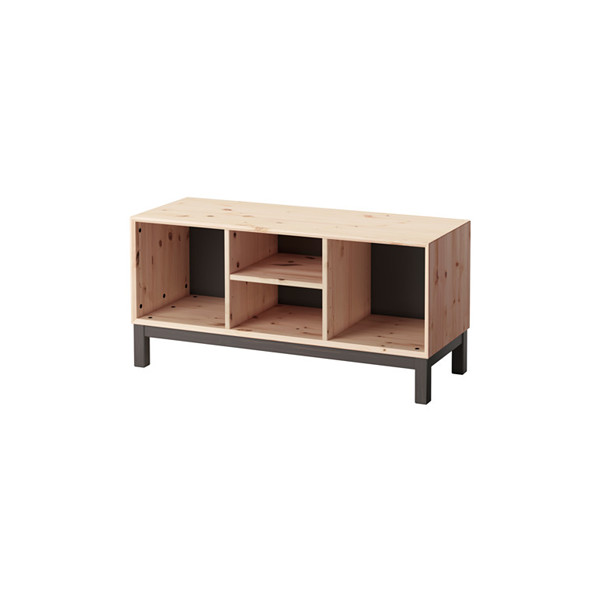 Open Shelving Seating