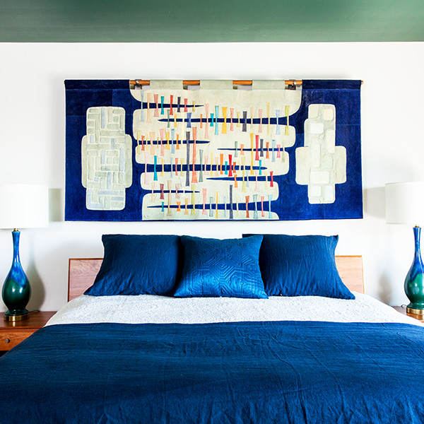 Interiors That Prove Tapestries Aren't Only For Dorms