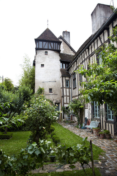 Home Tour: Celine Chollet's Rustic French Home