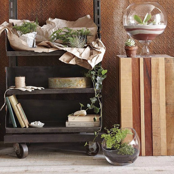 Green thumb what design people are doing on instagram for West elm long island