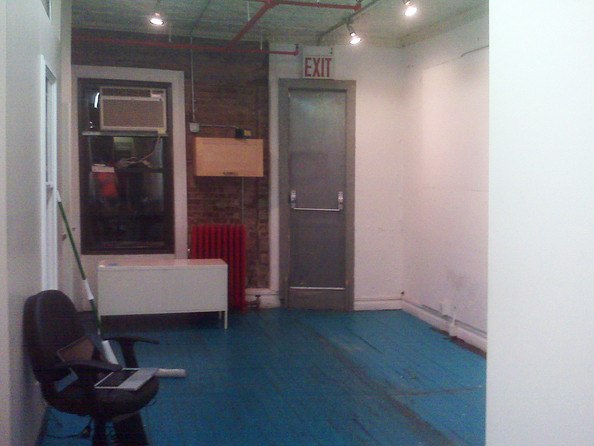 Back Office (Before)