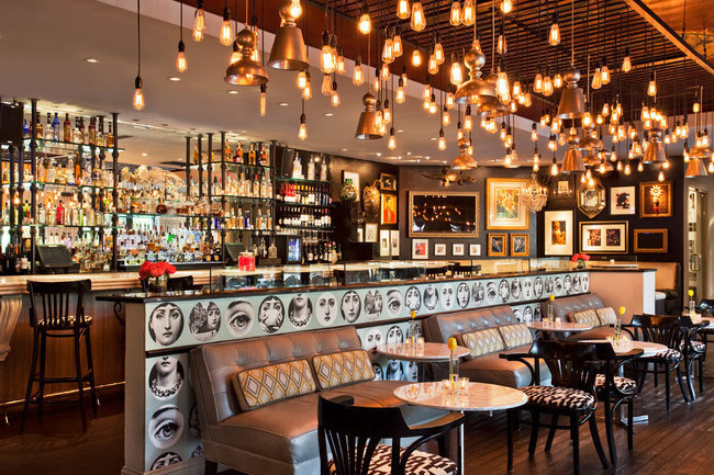 The bungalows at hotel zaza dallas the world 39 s most for Most stylish hotels in the world