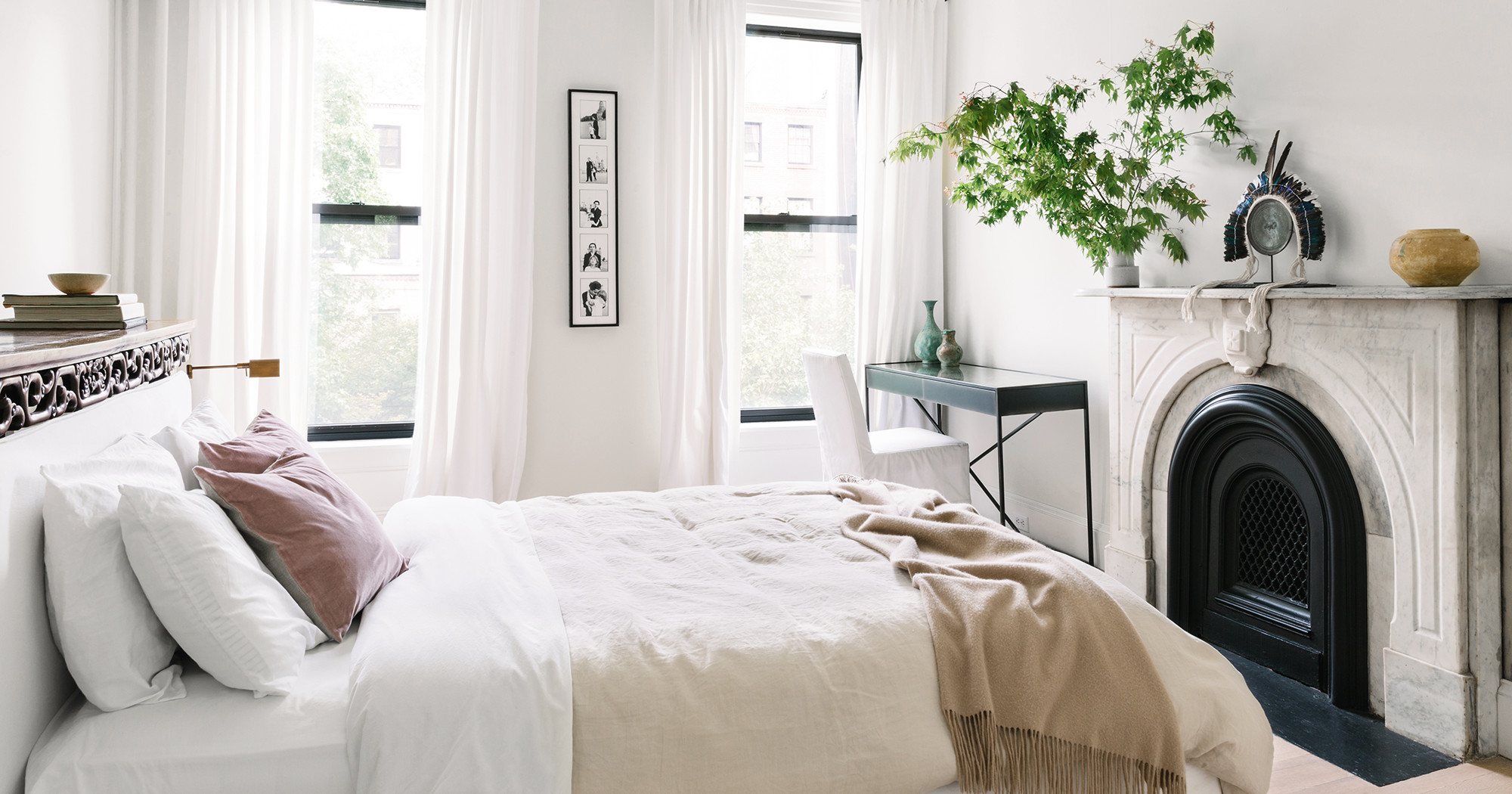 Small Bedroom Design Ideas For Every Style - See It Now - Lonny