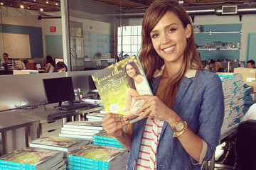 26 Instagrams That Prove Jessica Alba Is The Mother of All Tastemakers