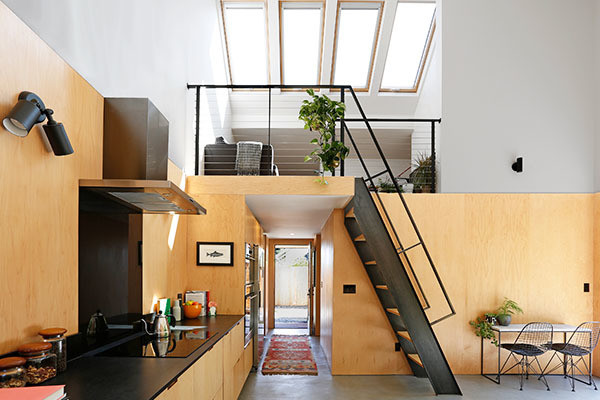This 800 Square Foot Loft Might Surprise You Lonny
