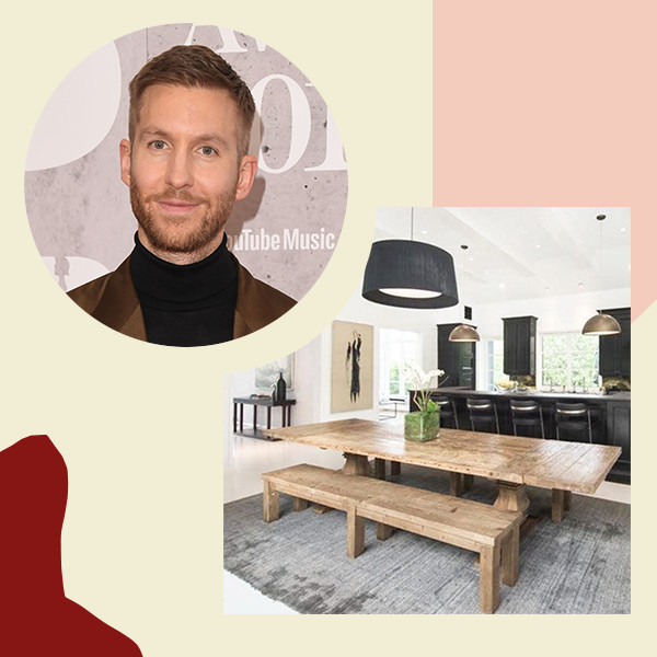 Explore Calvin Harris' $25,000-Per-Month L.A. Home