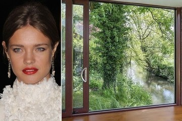 Supermodel Natalia Vodianova Puts Her English Estate Up For Sale