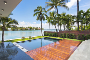 Dream Home: An Island Oasis Outside Miami